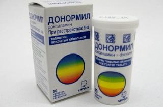 Какие препараты от бессонницы отпускают без рецепта