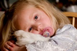 Помогаем ребенку уснуть