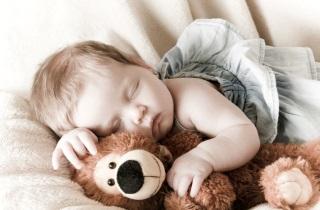 Что поможет уснуть ребенку