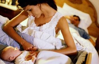 Что делать если ребенок не спит ночью