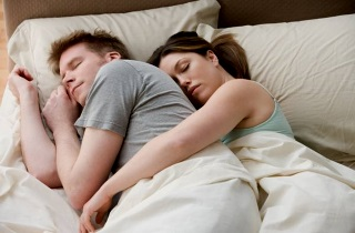 Совместный сон супругов