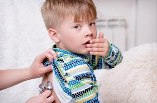 Кашель у ребенка без температуры ночью