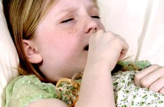 Причины кашля во сне у ребенка