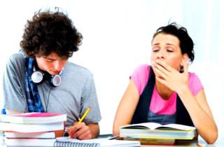Зевота и стресс