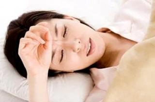 Потеет голова во время сна